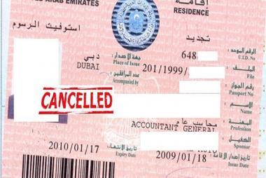 Dịch vụ làm Visa du lịch Dubai