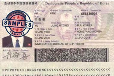 Dịch vụ làm Visa du lịch Triều Tiên