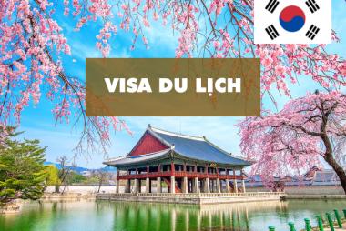 Dịch vụ làm Visa du lịch Hàn Quốc