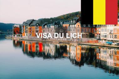 Dịch Vụ Xin Làm Visa Du Lịch Bỉ