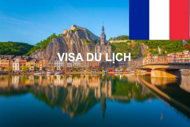Dịch vụ làm Visa du lịch Pháp