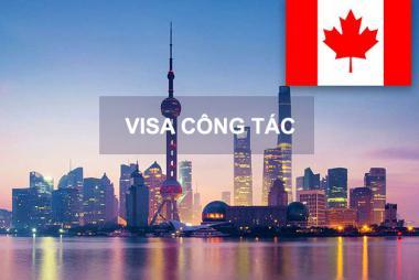 Dịch Vụ Xin Làm Visa Công Tác Canada