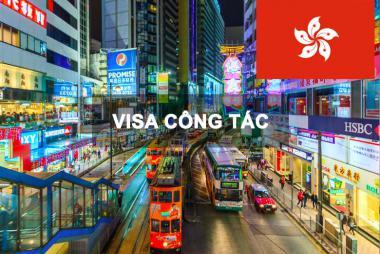 Dịch Vụ Xin Làm Visa Công Tác Hồng Kông