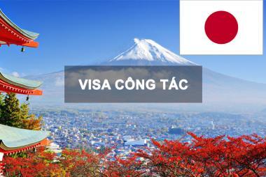 Dịch Vụ Xin Làm Visa Công Tác Nhật Bản