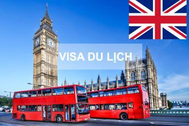 Dịch vụ làm Visa du lịch Anh