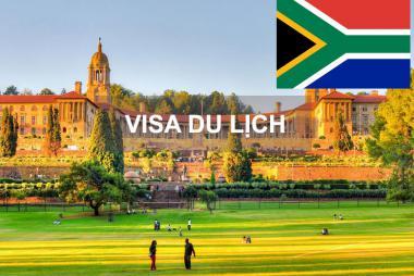 Dịch vụ làm Visa du lịch Nam Phi