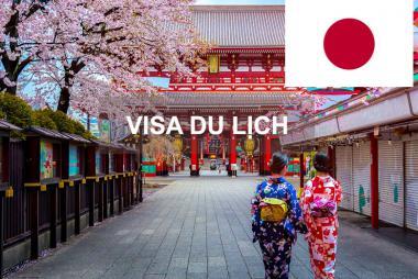 Dịch vụ làm Visa du lịch Nhật Bản
