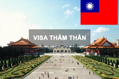 Dịch Vụ Xin Làm Visa Thăm Thân Đài Loan
