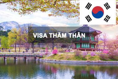 Dịch Vụ Xin Làm Visa Thăm Thân Hàn Quốc