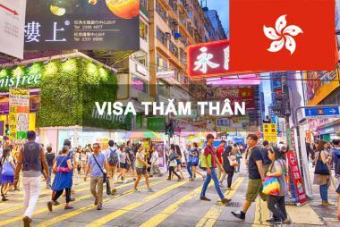 Dịch Vụ Xin Làm Visa Thăm Thân Hồng Kông