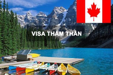 Dịch Vụ Xin Làm Visa Thăm Thân Nhân Canada