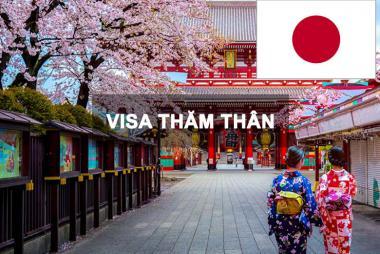 Dịch Vụ Xin Làm Visa Thăm Thân Nhật Bản