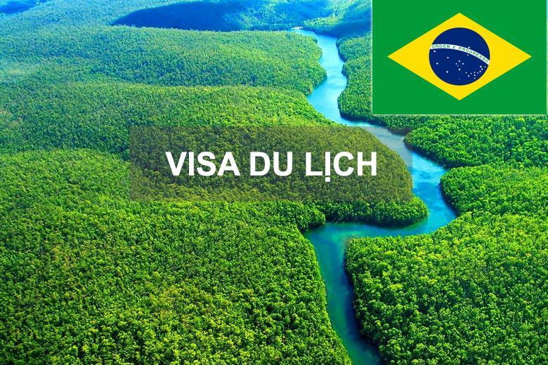 Dịch vụ làm Visa du lịch Brazil