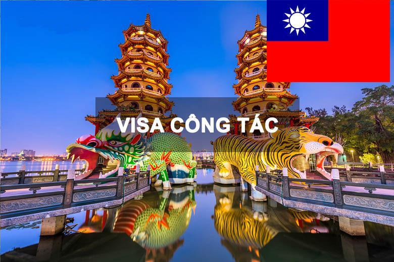 Dịch Vụ Xin Làm Visa Công Tác Đài Loan