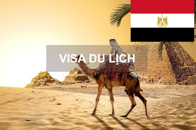 Dịch vụ làm Visa du lịch Ai Cập