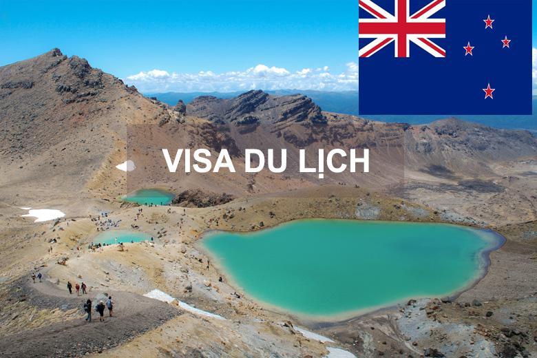 Dịch vụ làm Visa du lịch New Zealand