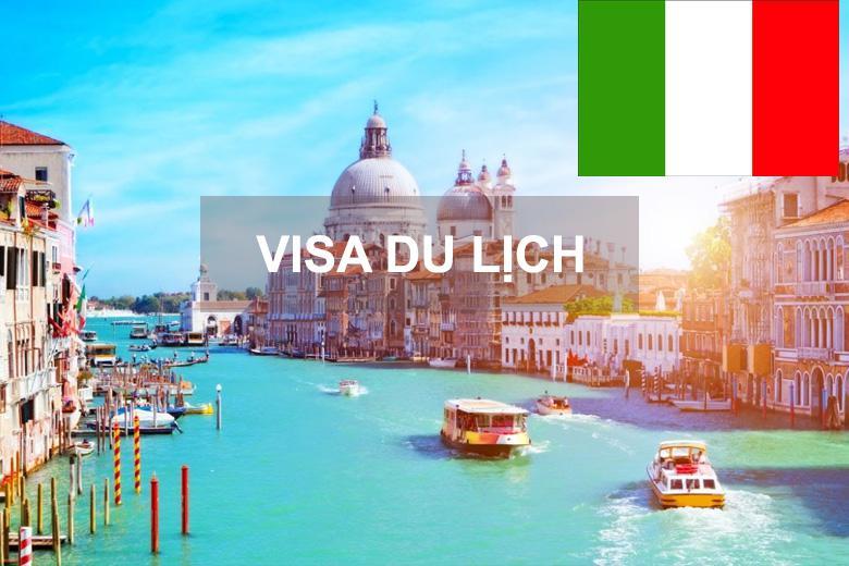 Dịch vụ làm Visa du lịch Ý