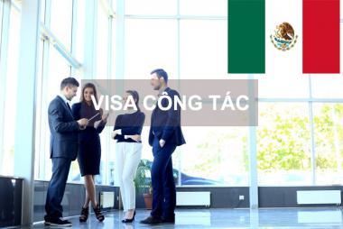 Dịch Vụ Xin Làm Visa Công Tác Mexico