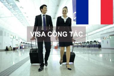 Dịch Vụ Xin Làm Visa Công Tác Pháp