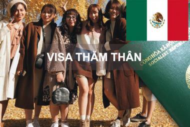 Dịch Vụ Xin Làm Visa Thăm Thân Mexico
