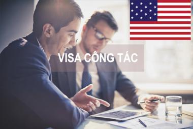 Dịch Vụ Xin Làm Visa Công Tác Mỹ