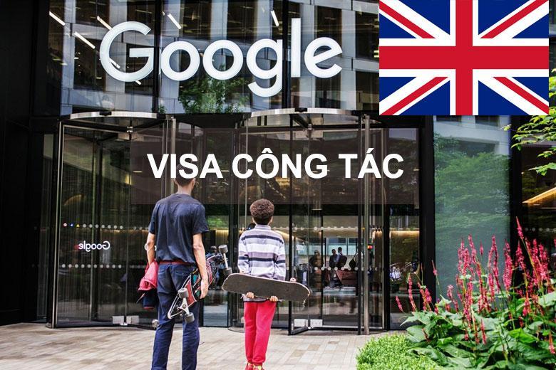 Dịch Vụ Xin Làm Visa Công Tác Anh