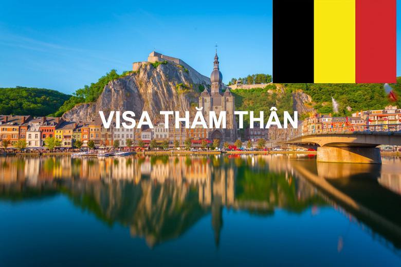 Dịch Vụ Xin Làm Visa Thăm Thân Bỉ
