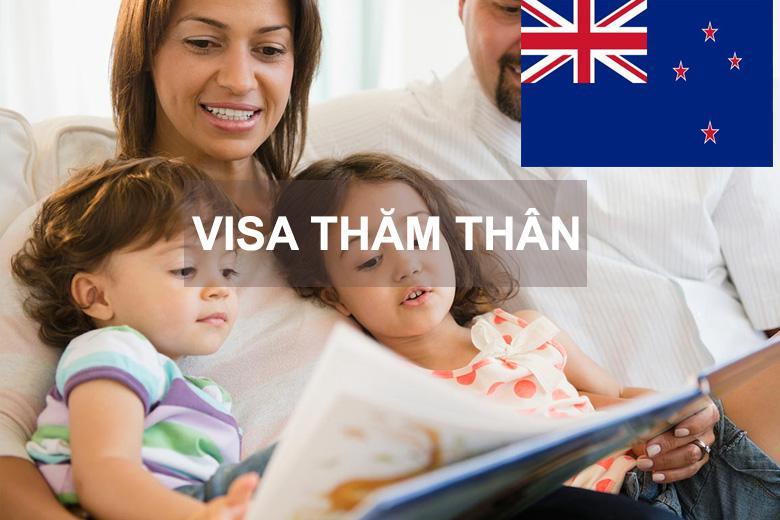 Dịch Vụ Xin Làm Visa Thăm Thân New Zealand