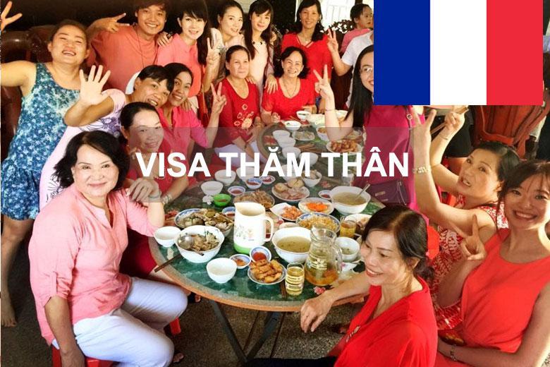 Dịch Vụ Xin Làm Visa Thăm Thân Pháp