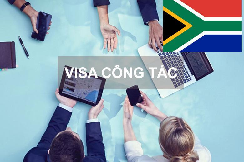 Dịch Vụ Xin Làm Visa Công Tác Nam Phi