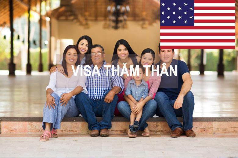 Dịch Vụ Xin Làm Visa Thăm Thân Mỹ